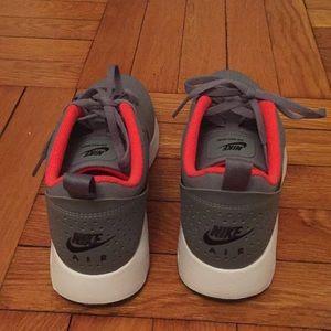 Size 5 Nike Air grey sneakers- NWOT never worn